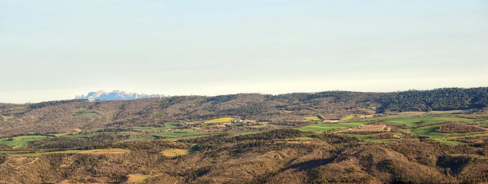 08.04.2017 paisatge  Pinós -  Ramon Sunyer