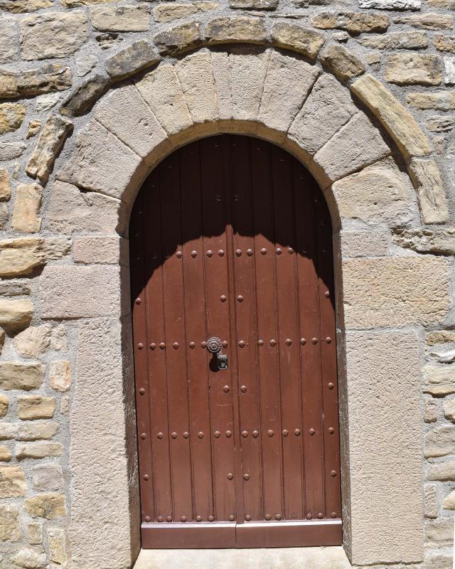 07.05.2017 Església de sant Ponç  Prades de la Molsosa -  Ramon Sunyer