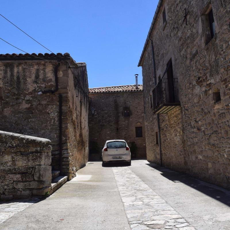 07.05.2017 poble  Prades de la Molsosa -  Ramon Sunyer