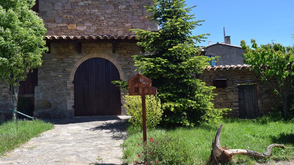 07.05.2017 casa  Prades de la Molsosa -  Ramon Sunyer