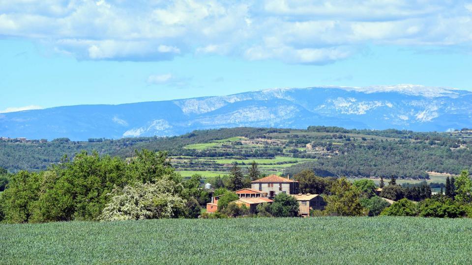 07.05.2017 Mas Soldevila  Sant Serni -  Ramon Sunyer