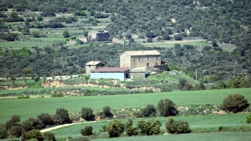 07.05.2017 Mas  Sant Serni -  Ramon Sunyer