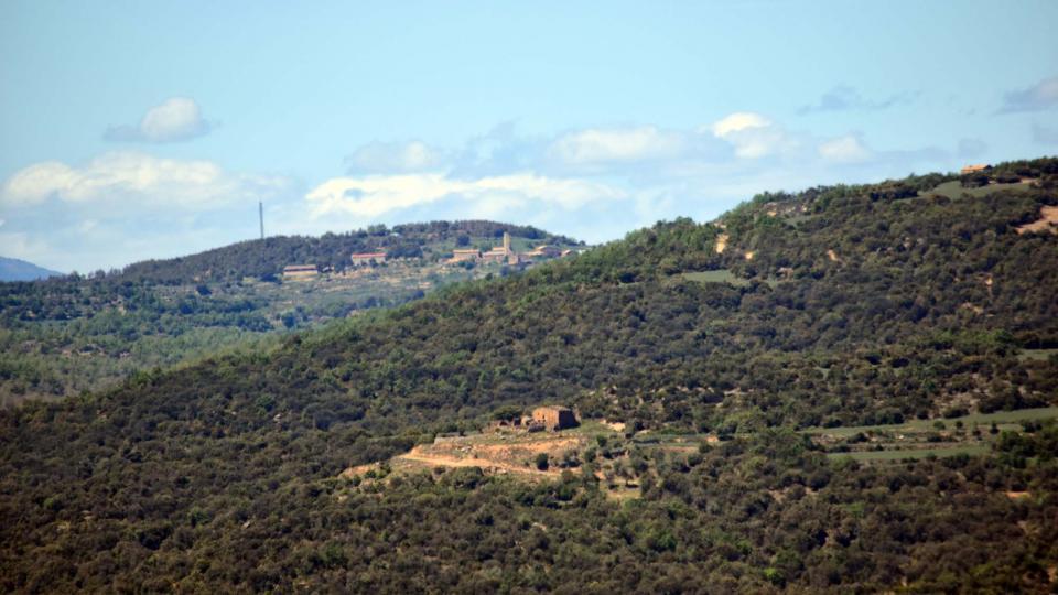 07.05.2017 Peracamps al fons  Sant Serni -  Ramon Sunyer