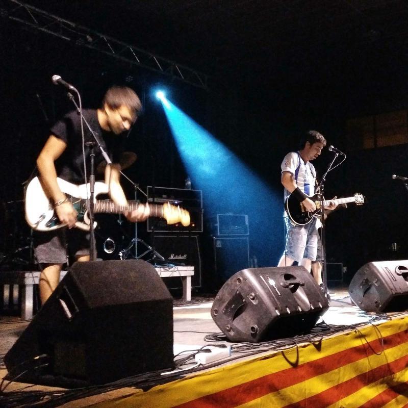 02.09.2017 Nit Jove: Toc  Torà -  Ramon Sunyer