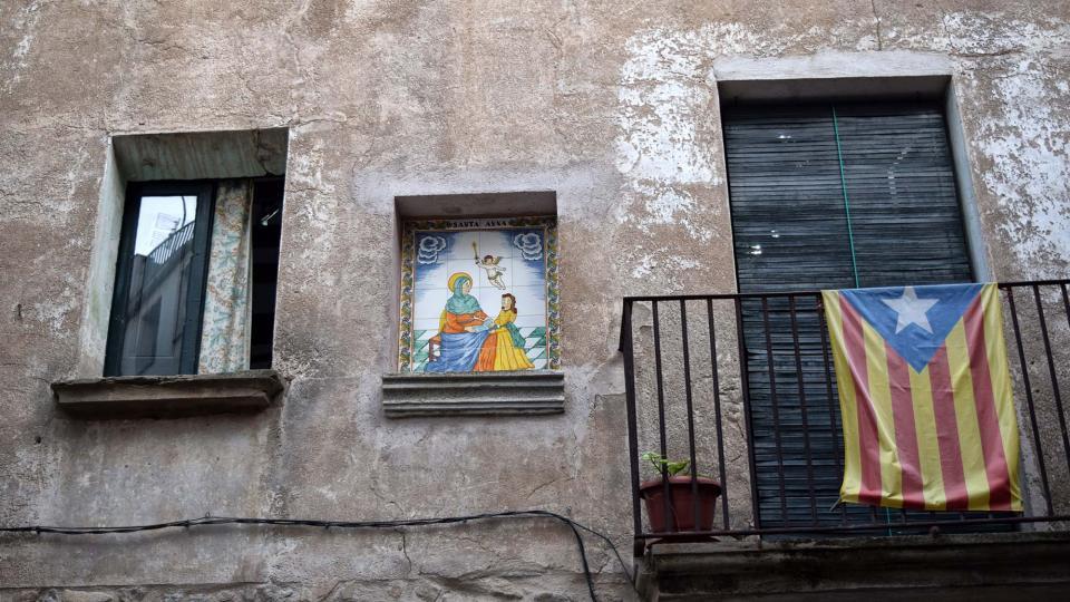 01.09.2017 museu de cal Gegó  Torà -  Ramon Sunyer