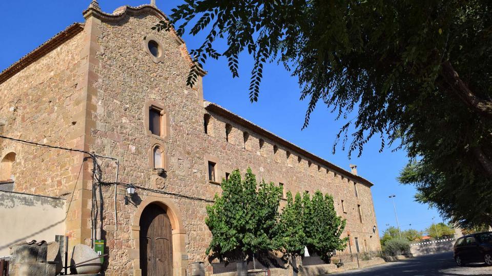 Edificio  Convent de Sant Antoni de Pàdua - Autor Ramon Sunyer (2017)