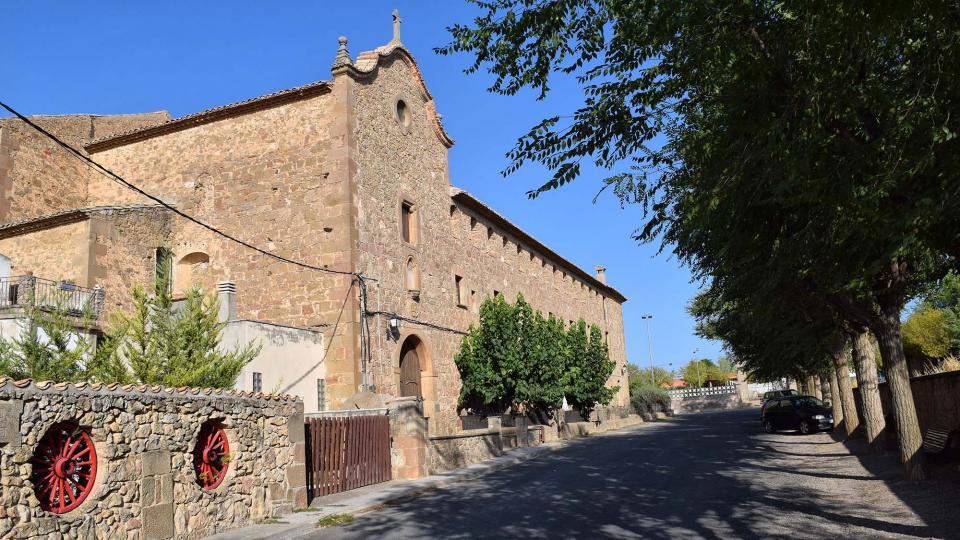 01.09.2017 Convent de Sant Antoni  Torà -  Ramon Sunyer