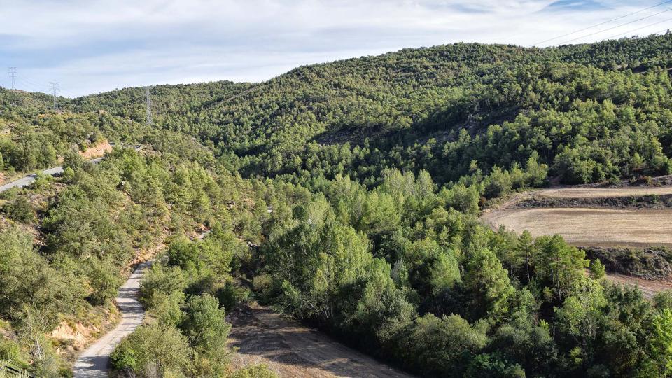 17.09.2017 Paisatge  Fontanet -  Ramon Sunyer