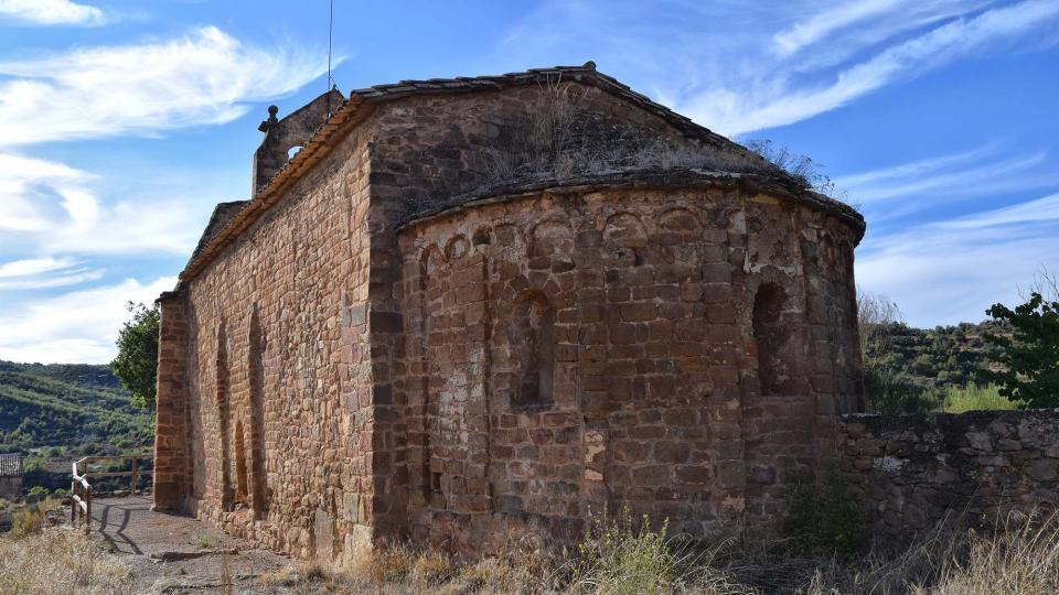 17.09.2017 Església de sant Miquel  Fontanet -  Ramon Sunyer