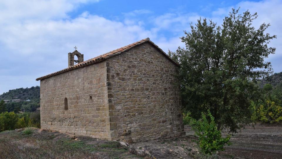 15.10.2017 Capella de Sant Pelai  Vallmanya -  Ramon Sunyer