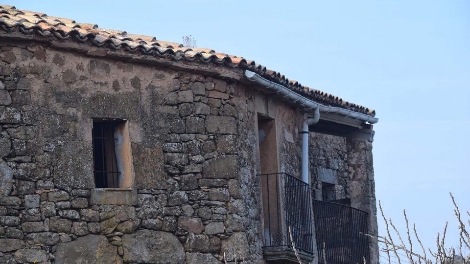 Manor house of  Figuerola - Author Ramon Sunyer (2017)