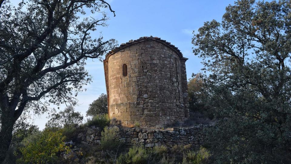 Sant Pere de Figuerola Foto: Ramon Sunyer - Fontanet