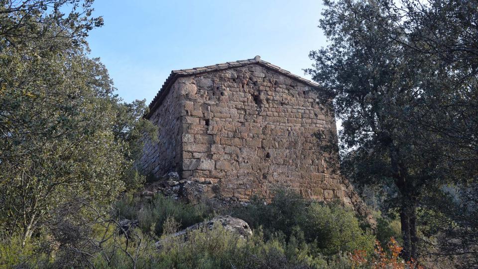 Ermita de  Sant Pere de Figuerola - Autor Ramon Sunyer (2017)