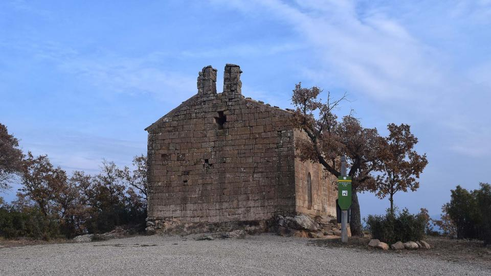 Ermita Sant Salvador del Coll