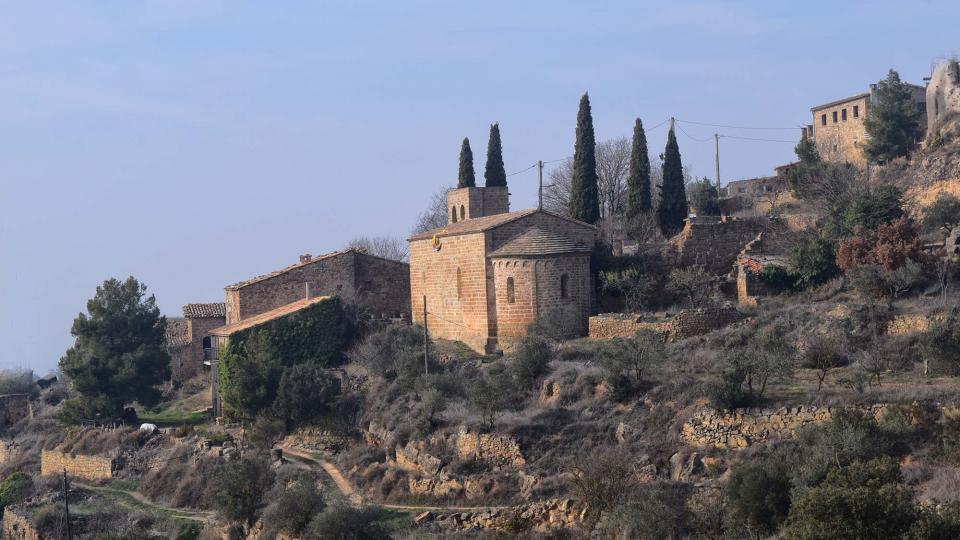 08.12.2017 Santa Maria  L'Aguda -  Ramon Sunyer