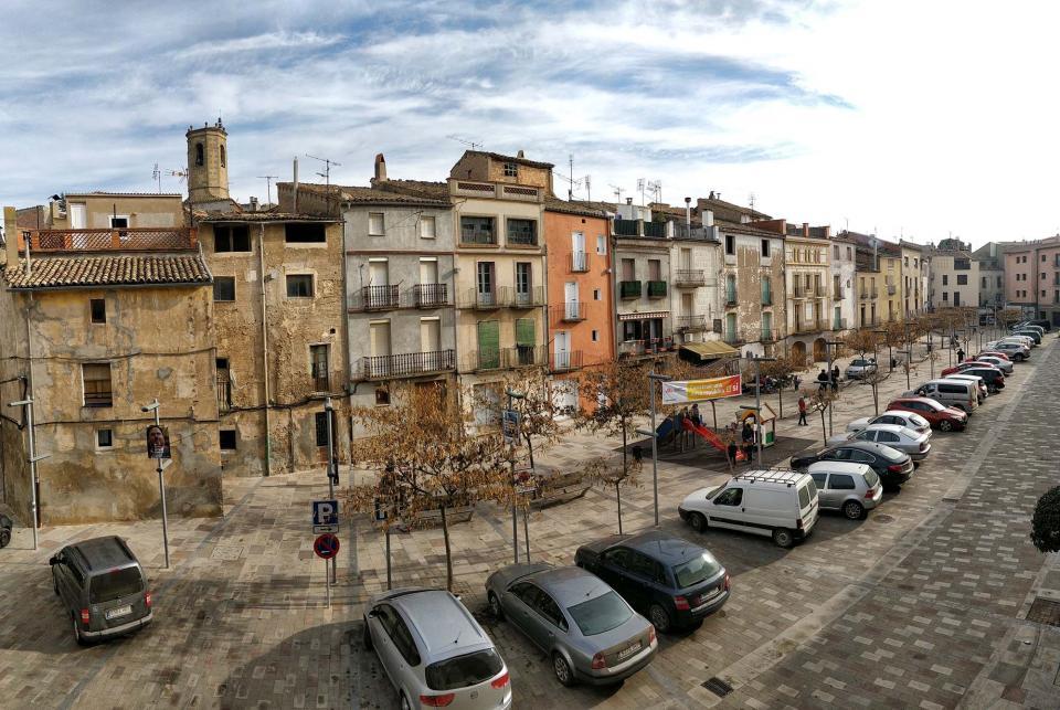 07.12.2017 Plaça del Vall  Torà -  Ramon Sunyer