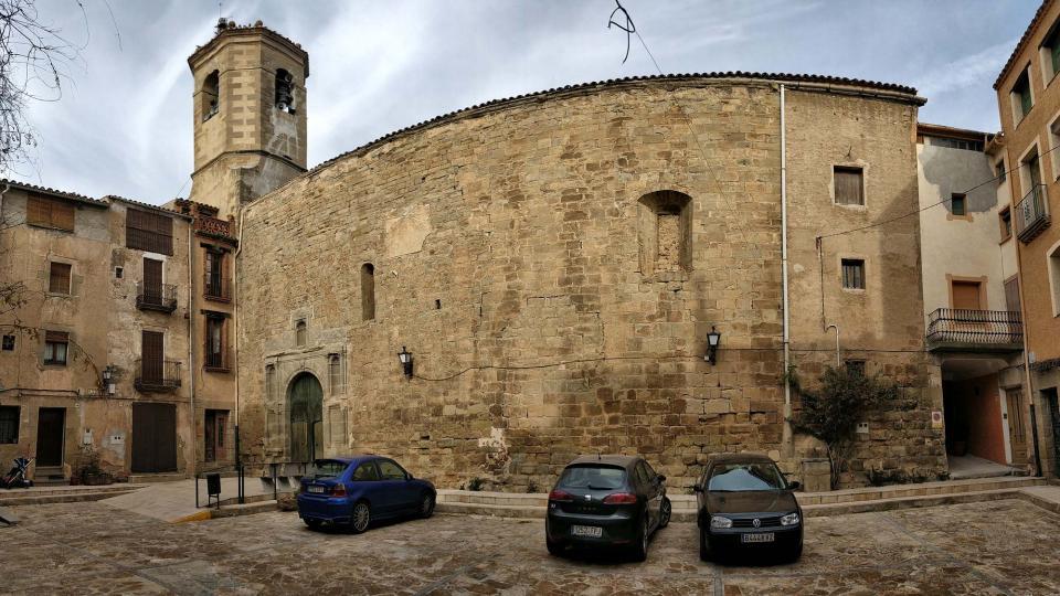 Església de sant Gil Foto: Ramon Sunyer - Torà
