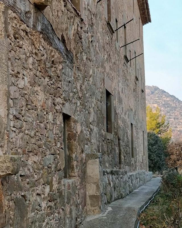 08.12.2017 Convent de sant Antoni  Torà -  Ramon Sunyer