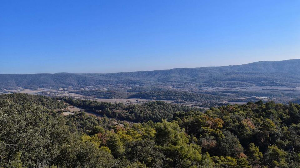 06.12.2017 Paisatge de Valldàries  Vilanova de l'Aguda -  Ramon Sunyer