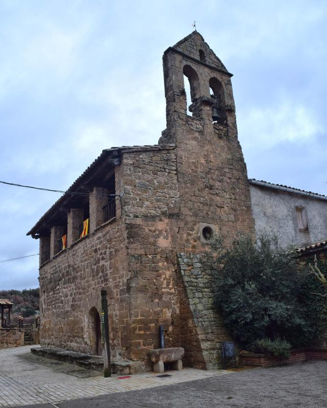 27.12.2017 Església de Santa Maria  Claret -  Ramon Sunyer