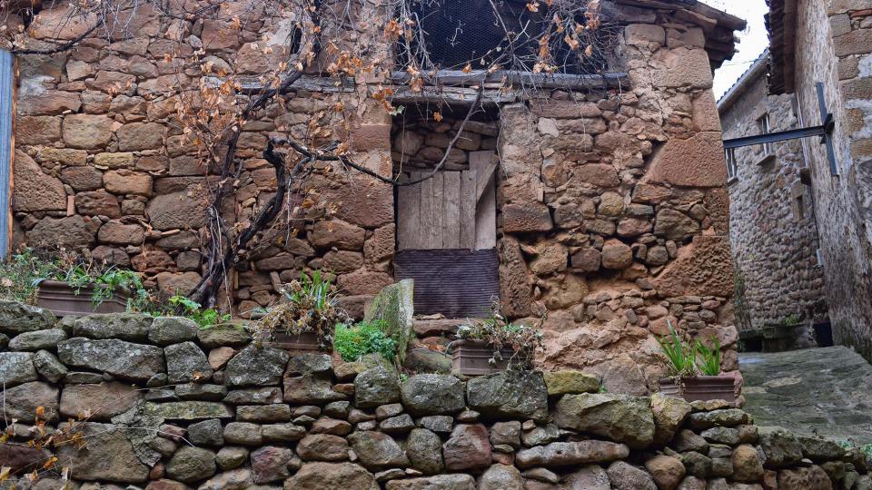 Vila vella Claret - Autor Ramon Sunyer (2017)