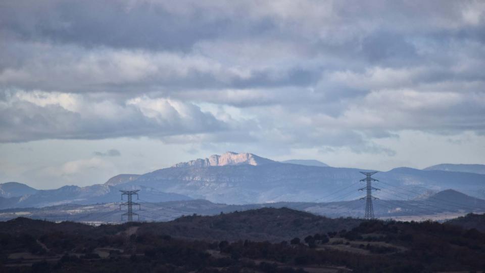 27.12.2017 paisatge  Claret -  Ramon Sunyer