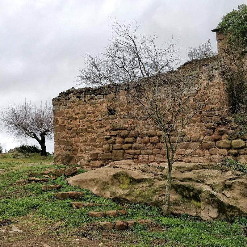 27.12.2017 castell  Claret -  Ramon Sunyer