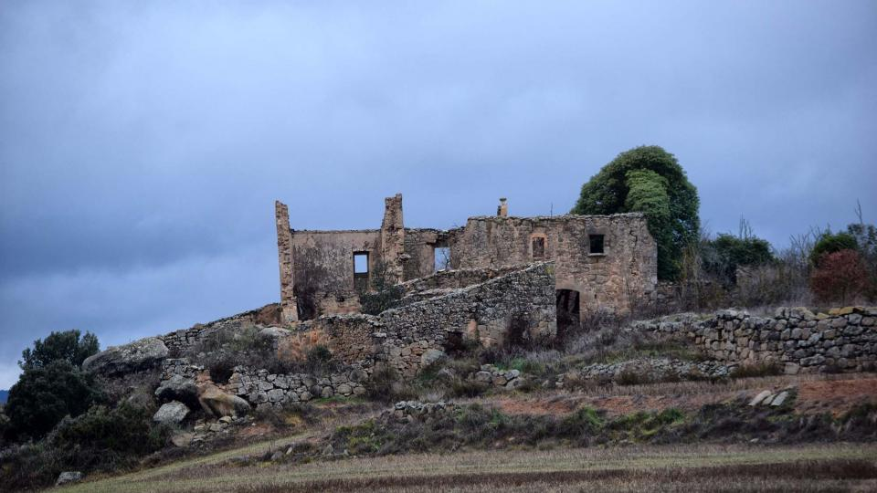 27.12.2017 Mas Galceran  Sant Serni -  Ramon Sunyer