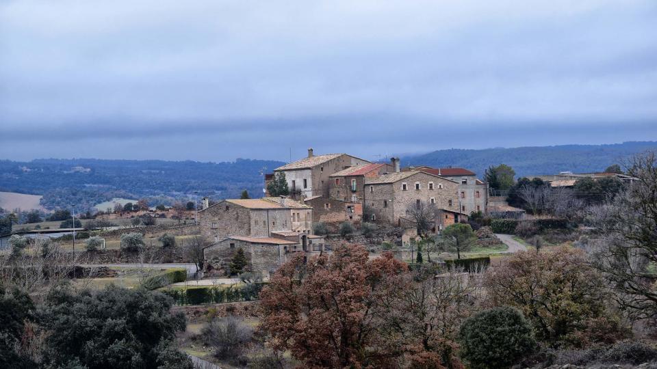 27.12.2017 vista  Sant Serni -  Ramon Sunyer