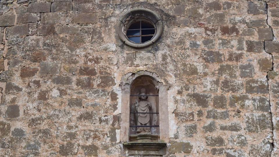 27.12.2017 Església de Santa Maria  Sant Serni -  Ramon Sunyer