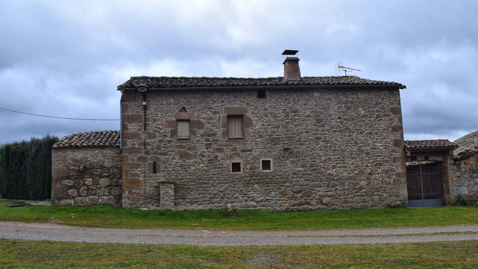 27.12.2017 Cal Pastoret  Sant Serni -  Ramon Sunyer