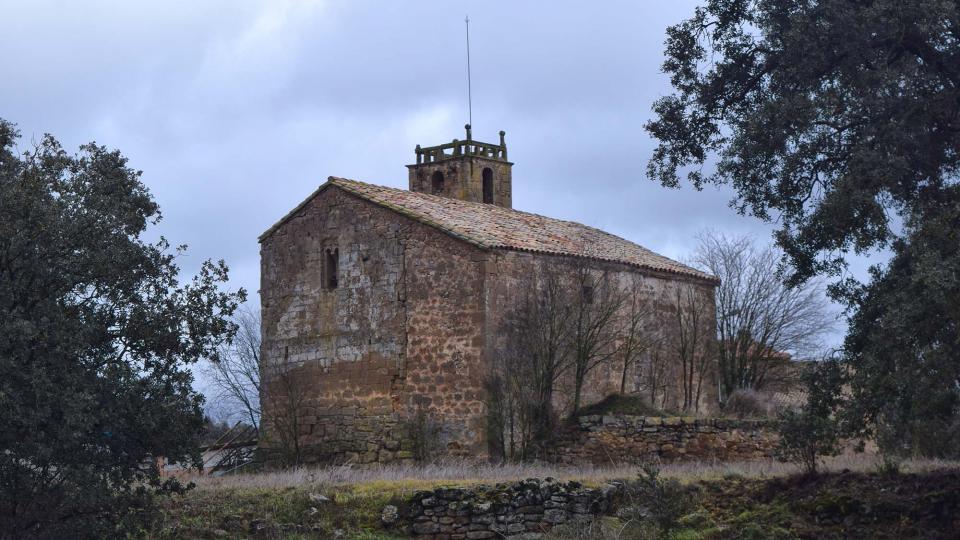 Església de Santa Maria - Sant Serni