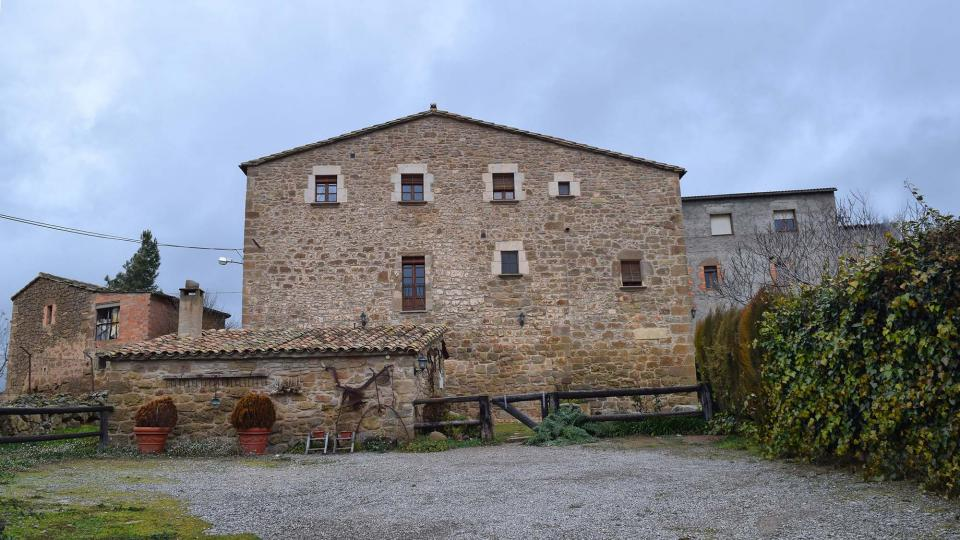 Cal Mas - Sant Serni