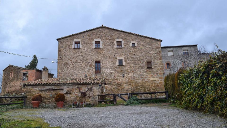 Cal Mas Foto: Ramon Sunyer - Sant Serni