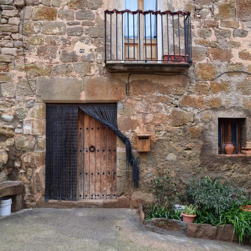 27.12.2017 Cal Pla  Sant Serni -  Ramon Sunyer
