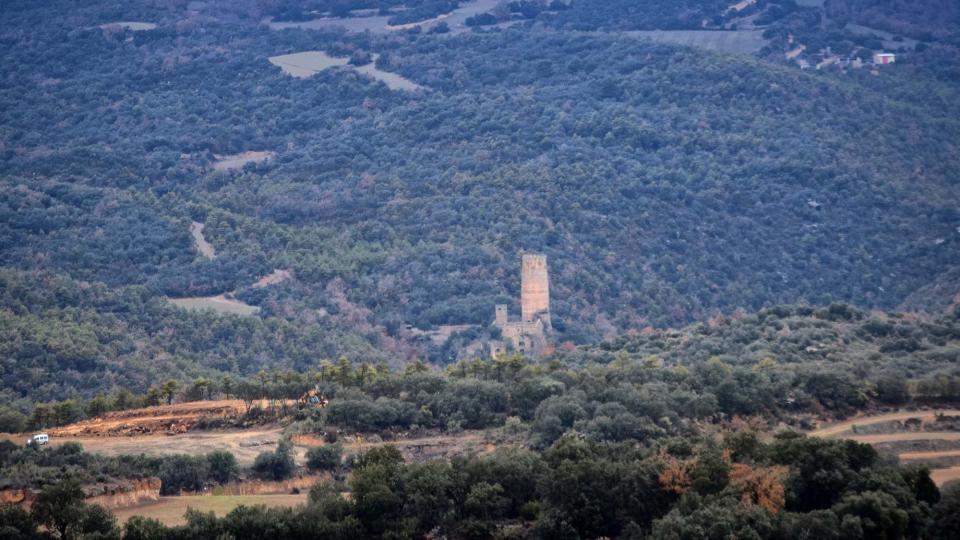 Ruta de senderisme de GR-170 Etapa 2 Sant Serni-Torà - Autor Ramon Sunyer (2017)