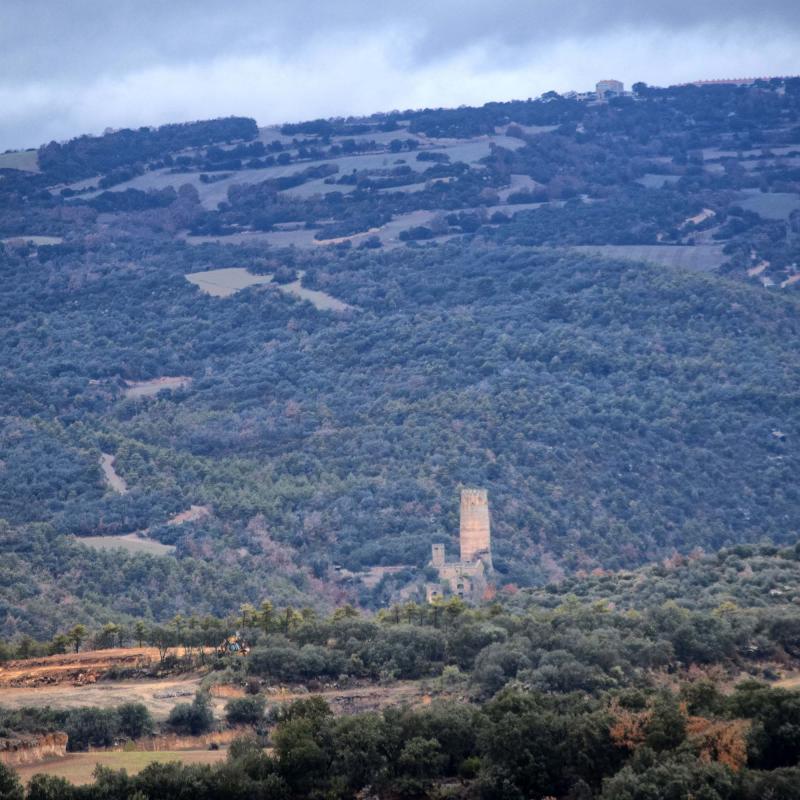 27.12.2017 Torre de Vallferosa  Sant Serni -  Ramon Sunyer