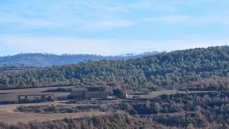 28.12.2017 paisatge  Matamargó -  Ramon Sunyer