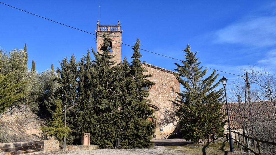 28.12.2017 Església de sant Pere  Matamargó -  Ramon Sunyer