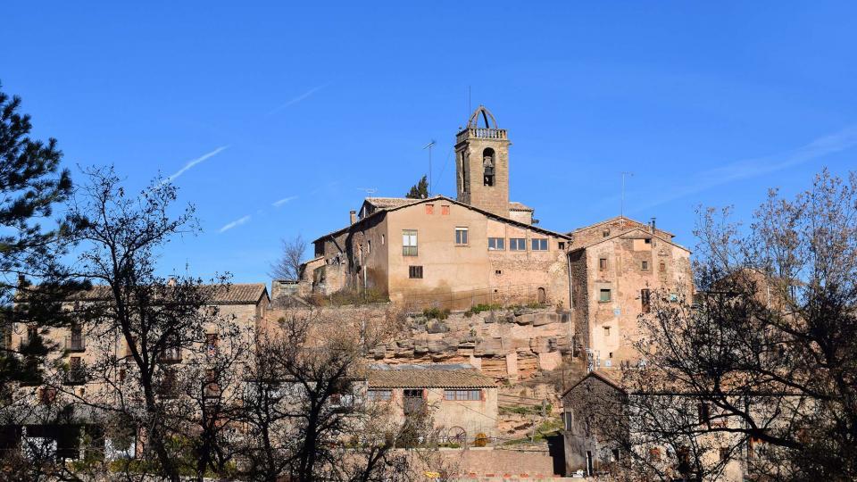 Église de  Sant Pere - Auteur Ramon Sunyer (2017)