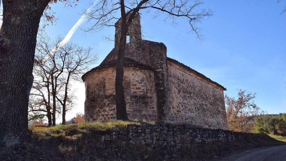 28.12.2017 Església de Sant Miquel  Vallmanya -  Ramon Sunyer
