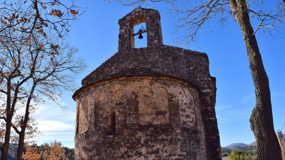 Iglesia de  Sant Miquel - Autor Ramon Sunyer (2017)