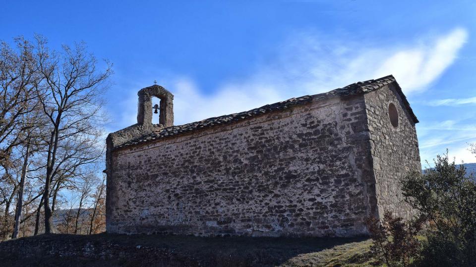 Church of  Sant Miquel - Author Ramon Sunyer (2017)