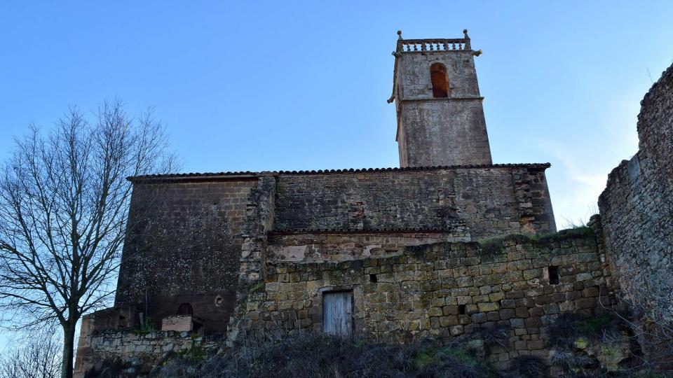 28.12.2017 Església de Sant Just  Sant Just d'Ardèvol -  Ramon Sunyer