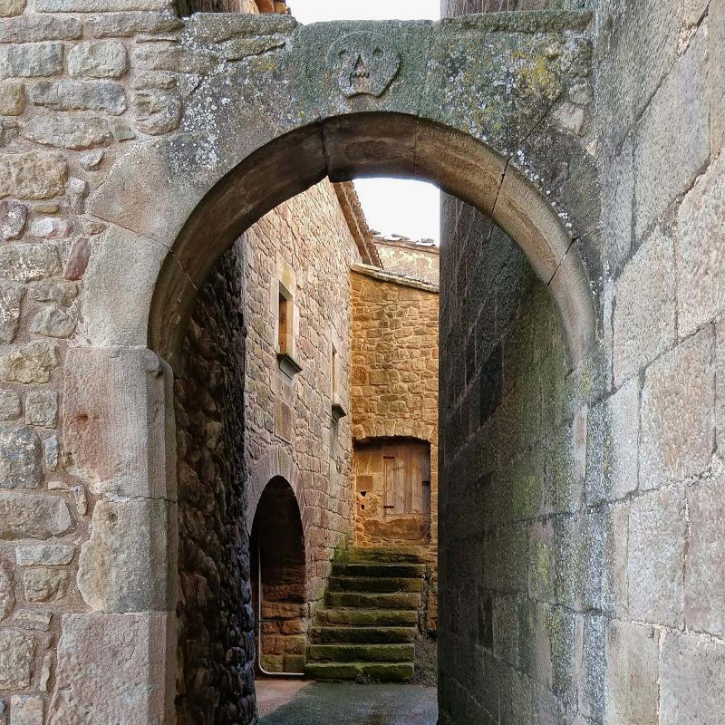 28.12.2017 vila closa  Sant Just d'Ardèvol -  Ramon Sunyer
