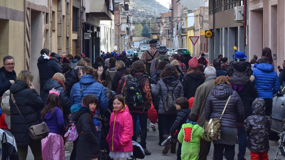 03.02.2018 Rua Infantil  Torà -  Ramon Sunyer