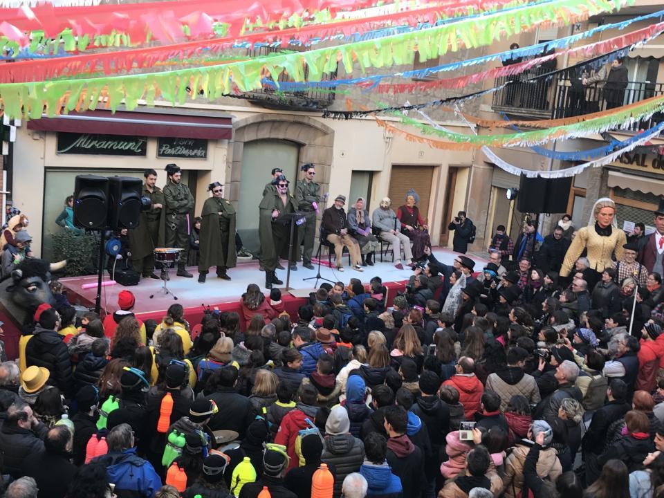 03.02.2018 Festa de la Llordera  Torà -  Xavier Sunyer