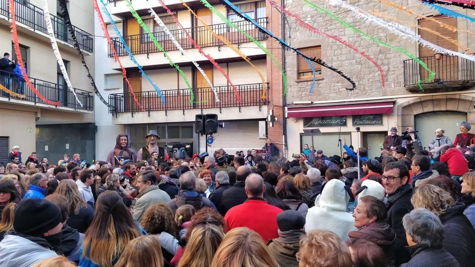 03.02.2018 Festa de la Llordera  Torà -  Ramon Sunyer