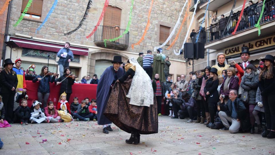 03.02.2018 Ball del Bonic i la Bonica  Torà -  Ramon Sunyer