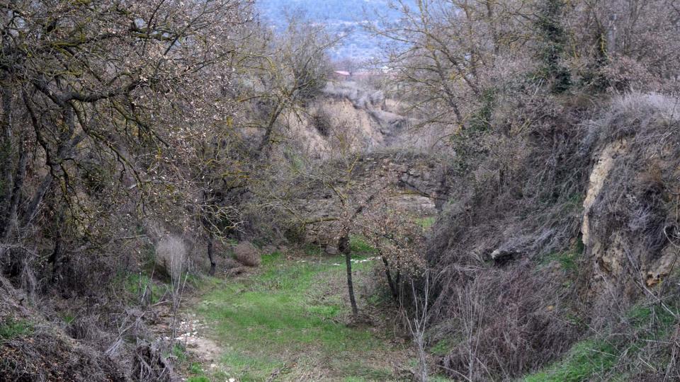 04.02.2018 pont del Diable  Torà -  Ramon Sunyer